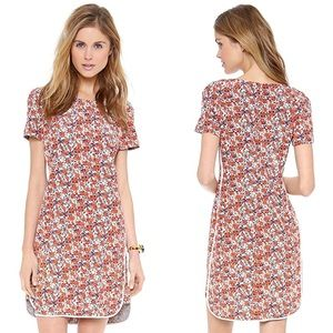 Rebecca Taylor | Silk Sweet William Floral Dress 4